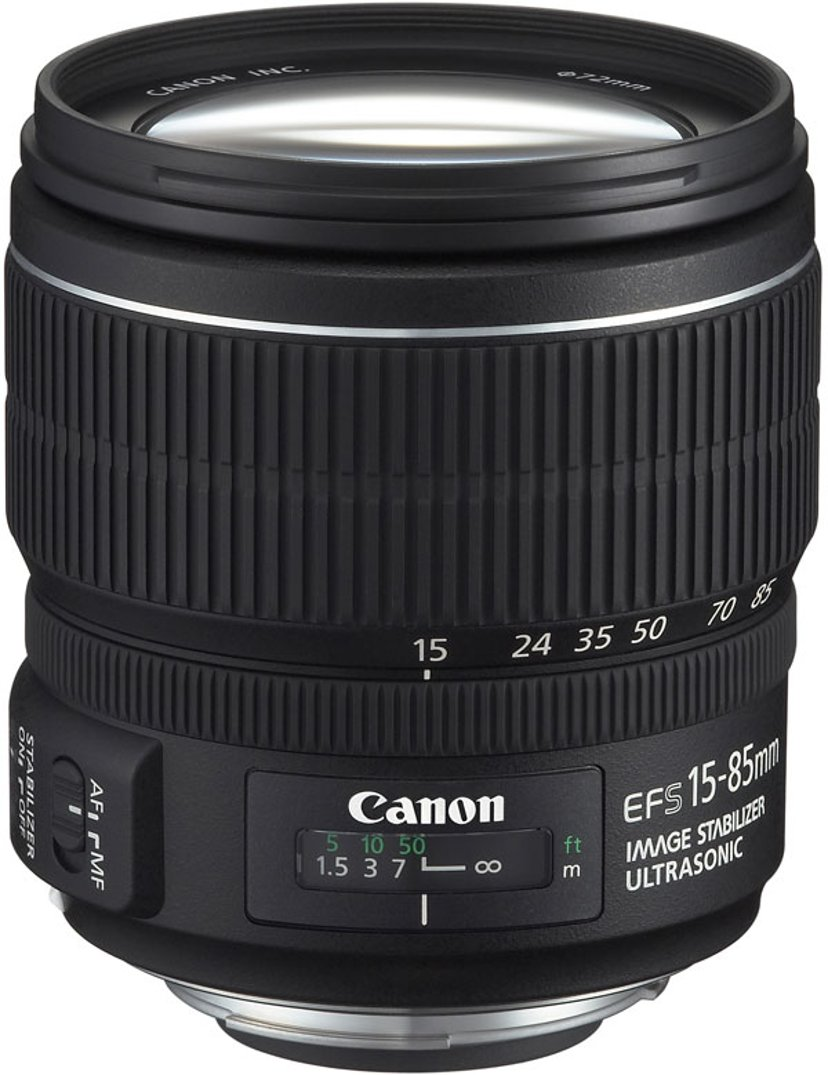 Canon EF-S 15-85/3,5-5,6 IS USM