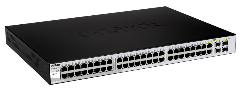 D-Link Web Smart DGS-1210-48