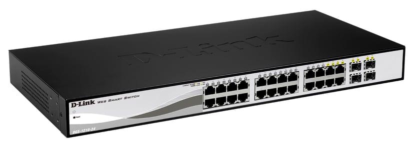 D-Link DGS-1210-24 24-Port Gigabit Smart Switch
