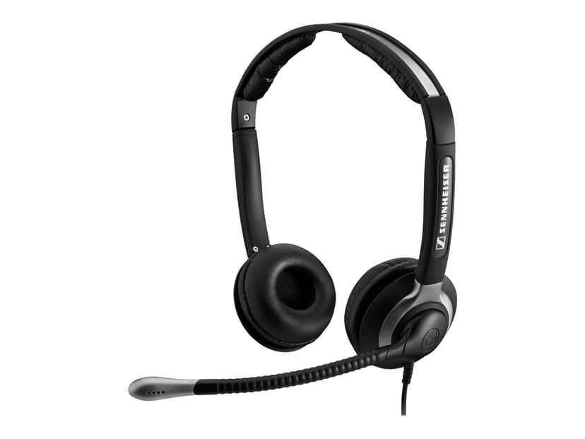 EPOS | SENNHEISER CC550 IP-Headset Easy Disconnect Svart