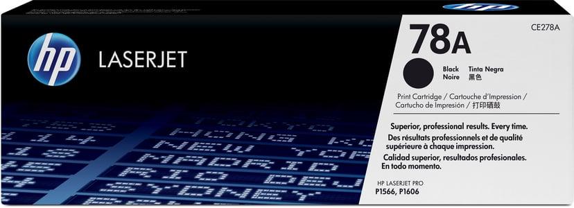 HP Värikasetti Musta 78A 2.1K - CE278A