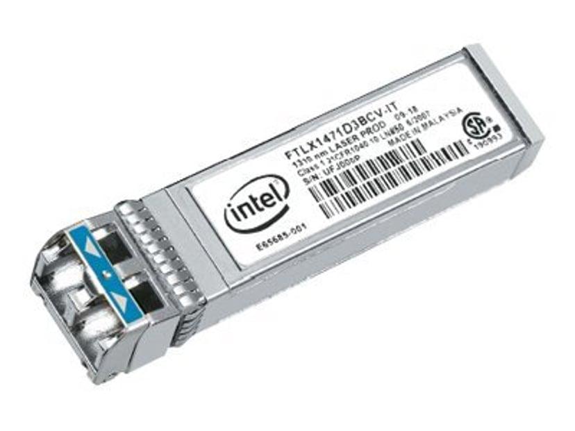 Intel Ethernet SFP+ LR Optics 10 Gigabit Ethernet; Gigabit Ethernet