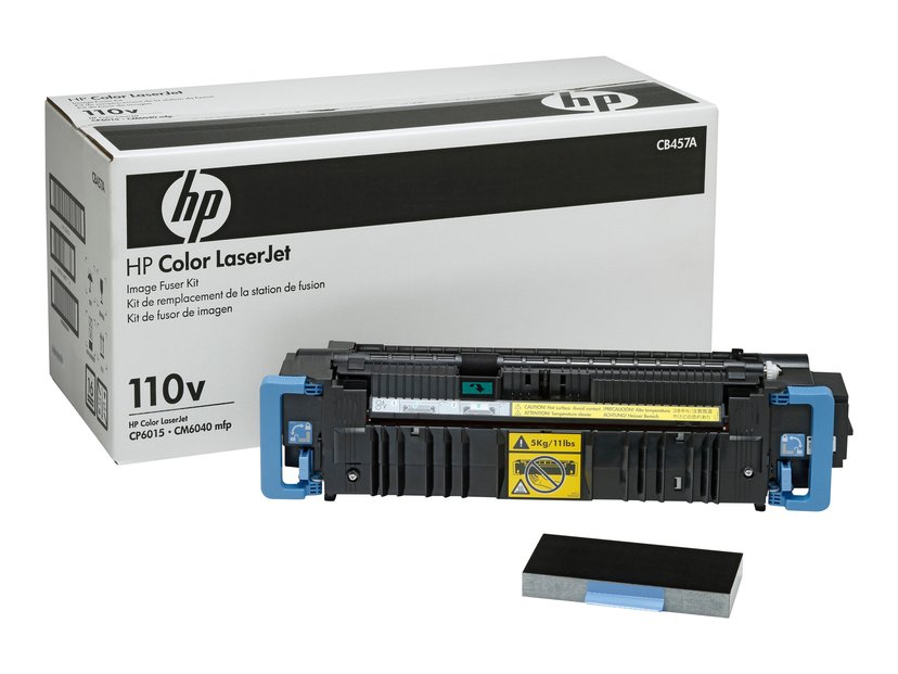 HP Fixeringsenhetssats 110V - CB457A
