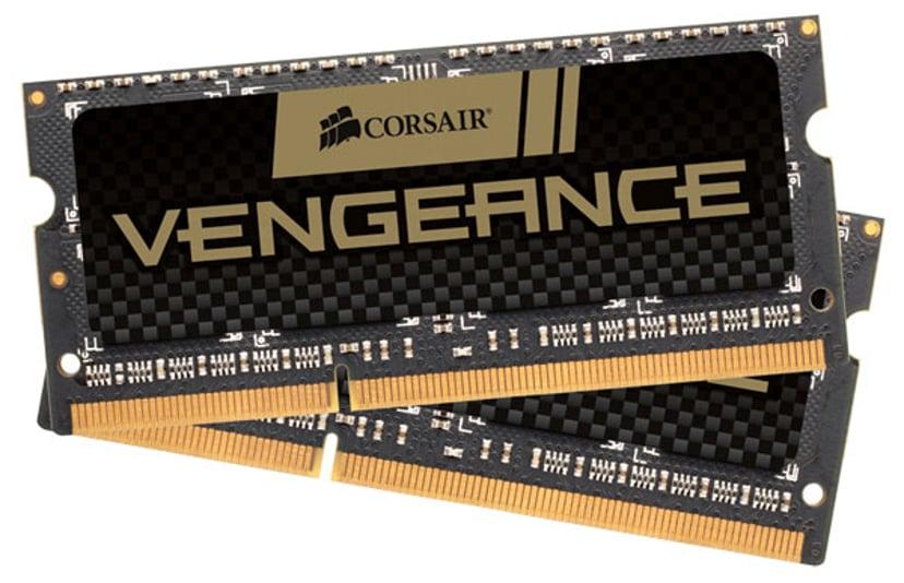 Corsair Vengeance 8GB 1,600MHz DDR3 SDRAM SO DIMM 204-pin