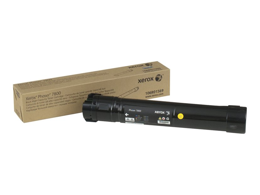 Xerox Värikasetti Musta 24k - Phaser 7800