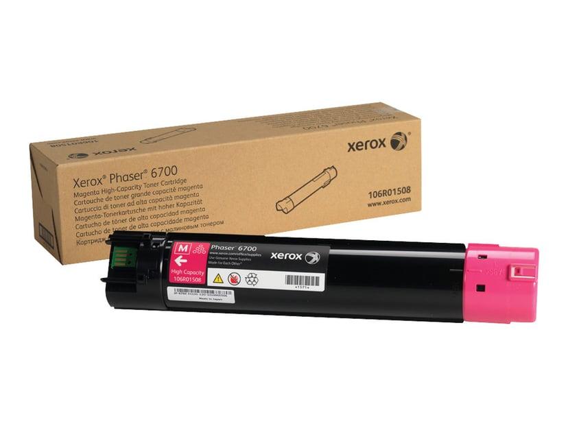 Xerox Toner Magenta 12k - Phaser 6700
