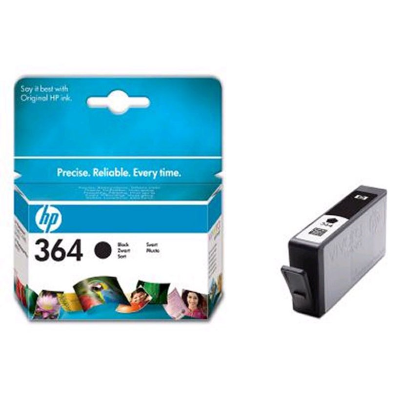HP Inkt Zwart No.364 PS D5460