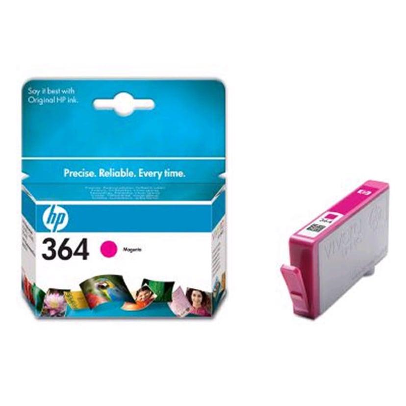HP Inkt Magenta No.364 PS D5460