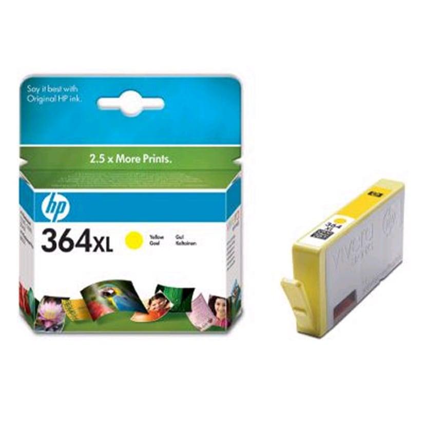 HP Bläck Gul No.364XL PS D5460