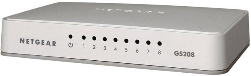 Netgear GS208