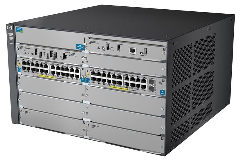 HPE 8206-44G-PoE+/2XG-SFP+ v2 zl Switch