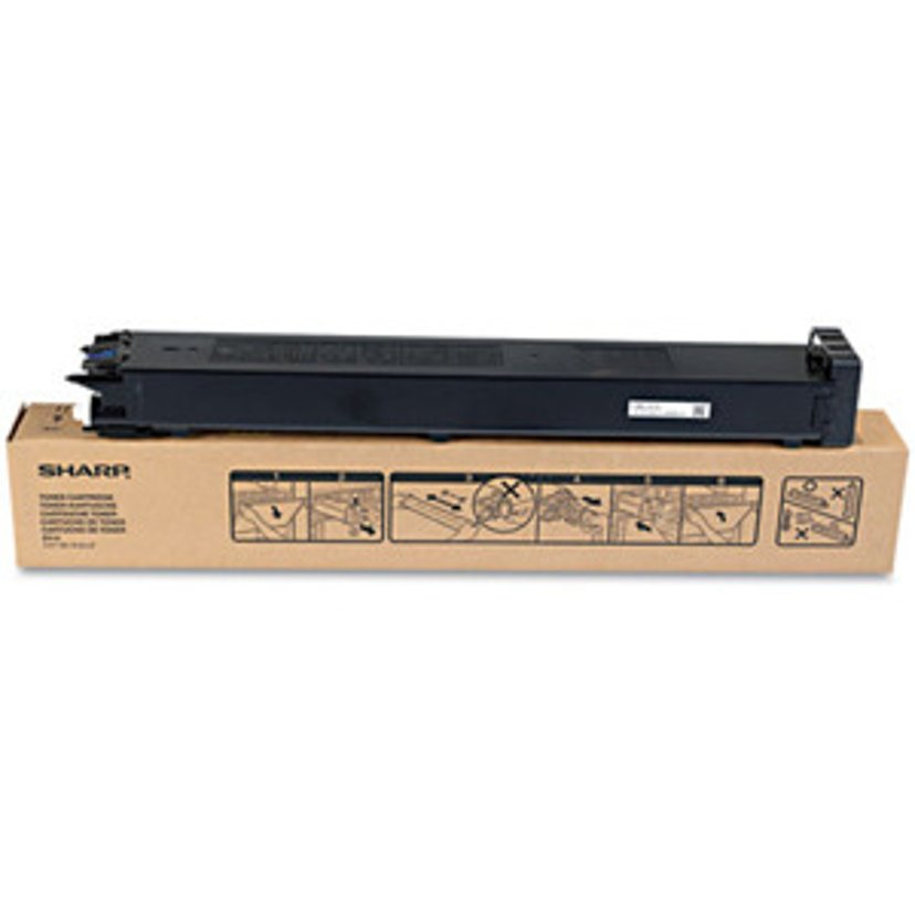 Sharp Toner Svart 18k - MX-2310U