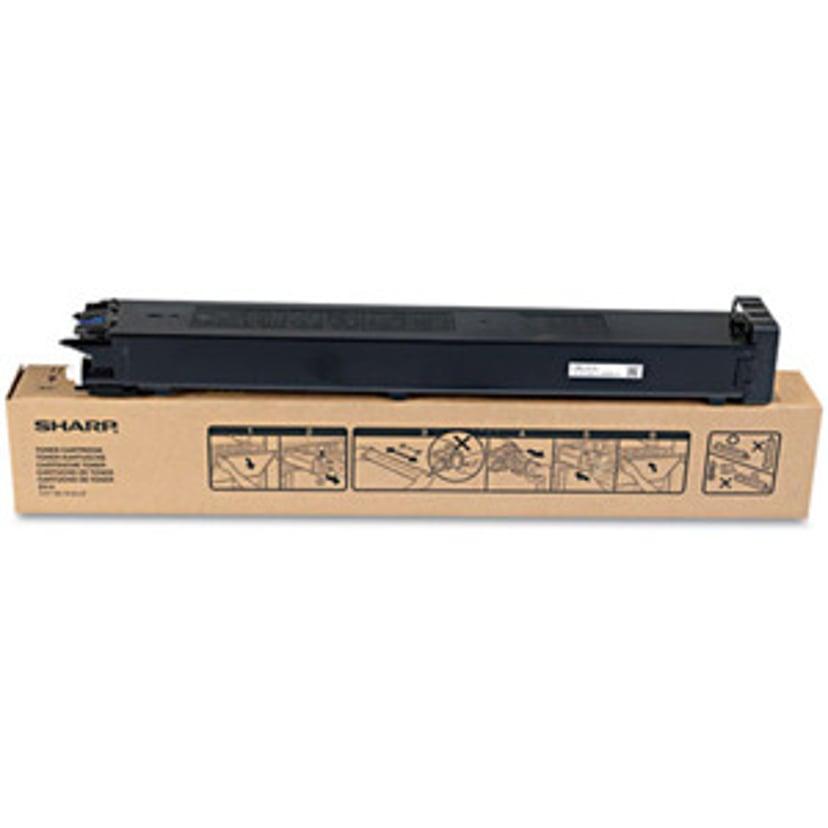 Sharp Värikasetti Musta 18k - MX-2310U