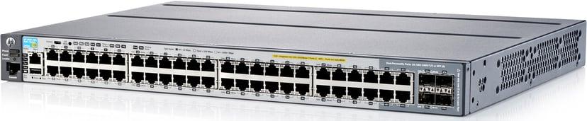 HPE Aruba 2920-48G-POE+ Switch