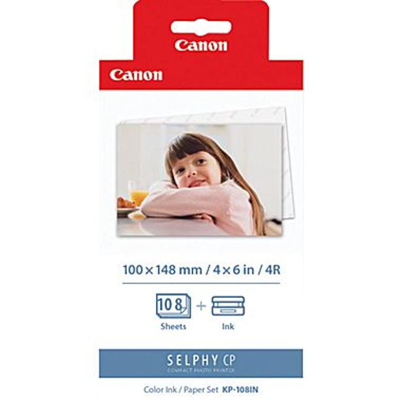 Canon Papir/Bläck KP-108IN - CP770