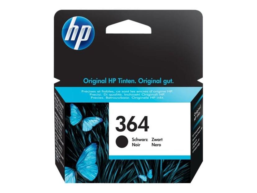 HP Blekk Svart No.364 PS D5460