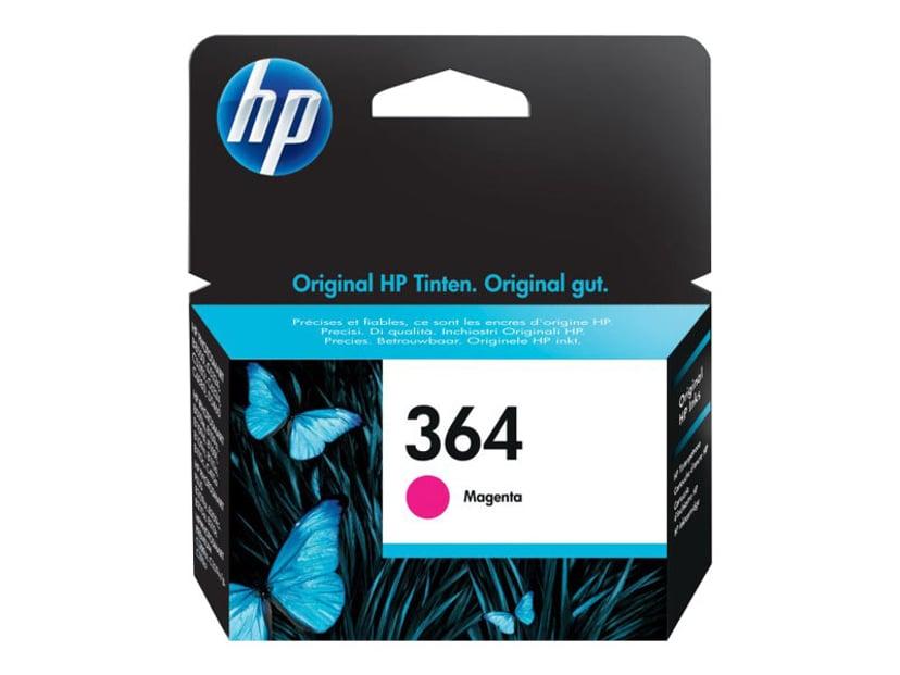 HP Blekk Magenta No.364 PS D5460