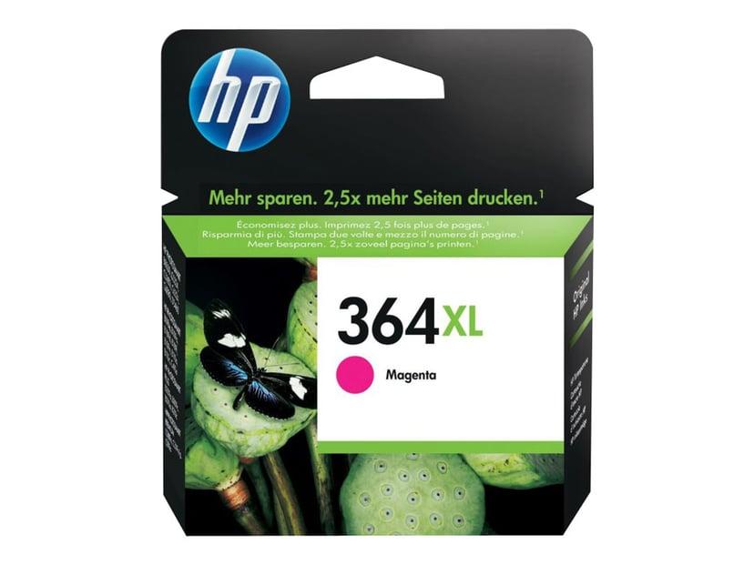 HP Blæk Magenta No.364XL PS D5460