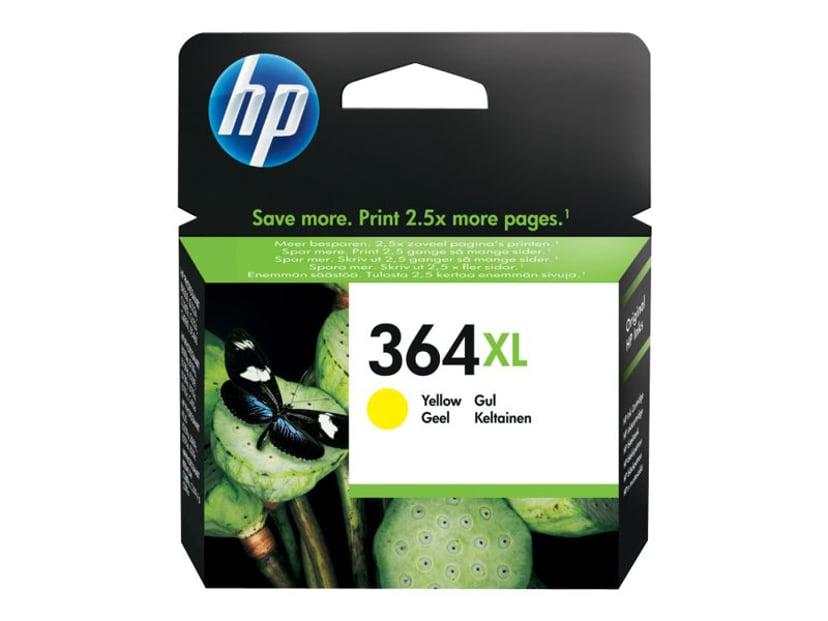 HP Blæk Gul No.364XL PS D5460