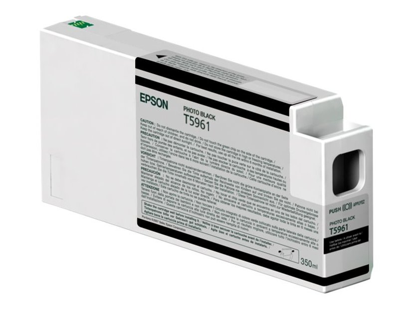 Epson Bläck Svart Foto 350ml - 7900/9900