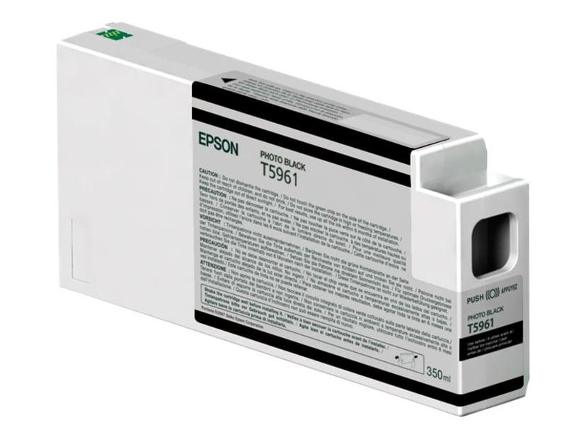 Epson Blekk Svart Foto 350ml - 7900/9900