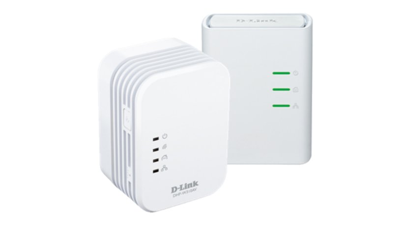 D-Link DHP-W311AV Kit Powerline