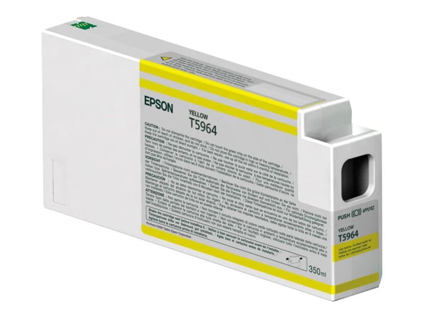 Epson Blekk Gul 350ml - 7900/9900