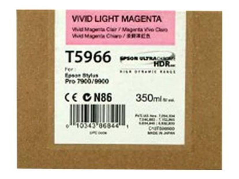 Epson Blæk Vivid Ljus Magenta 350ml - 7900/9900