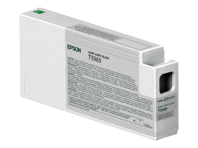 Epson Blæk Ljus Light Sort 350ml - 7900/9900