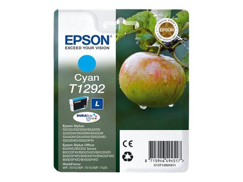 Epson Blekk Cyan T129 BLISTER
