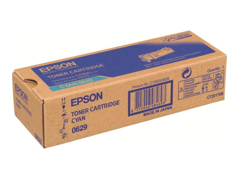 Epson Toner Cyan 2.5k - AL-C2900N/CX29NF/DNF