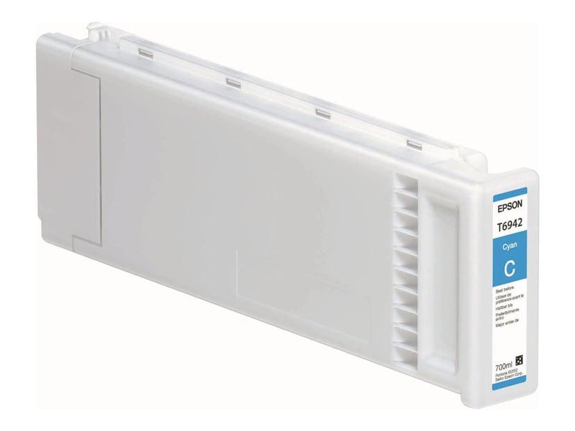 Epson Bläck Cyan 700ml - SC-T7000
