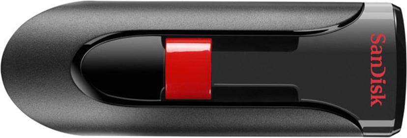 SanDisk Cruzer Glide USB 2.0 128-bitars AES