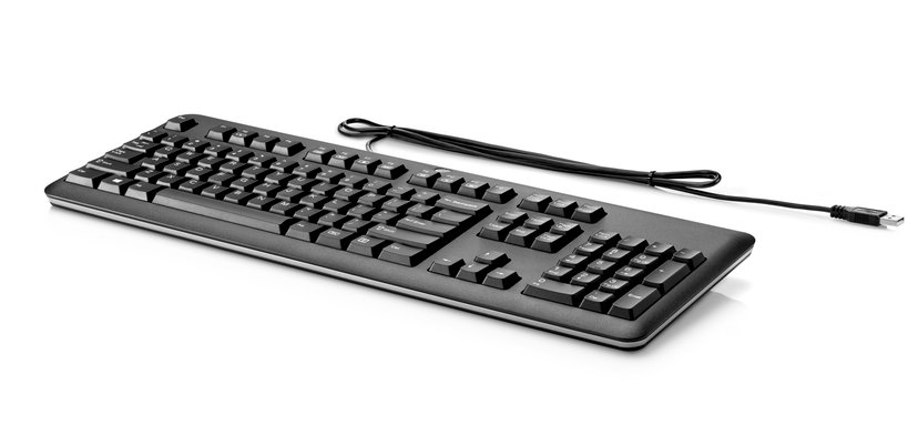 HP Keyboard - International English
