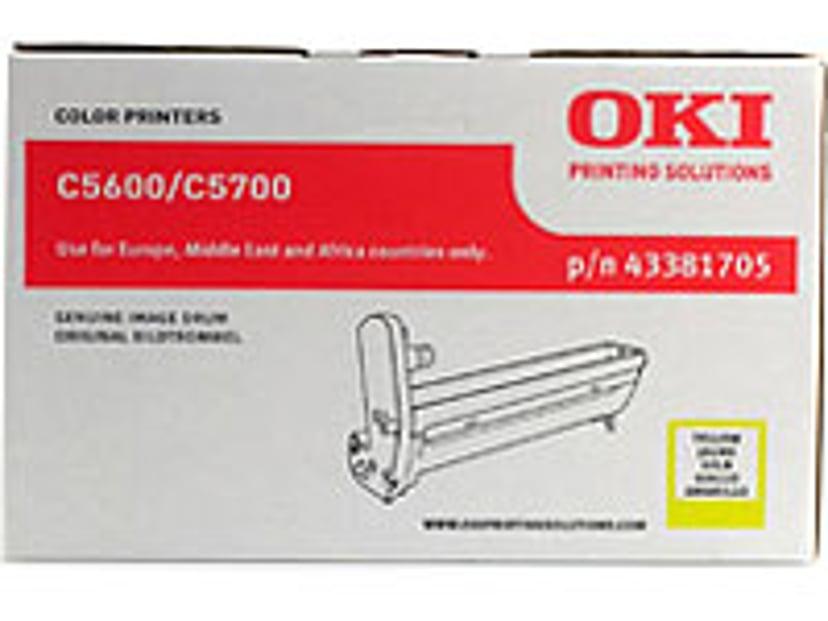 OKI Tromle Magenta - C5600/5700