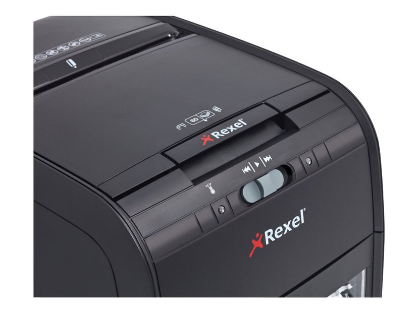 Rexel Stack & Shred Auto +60