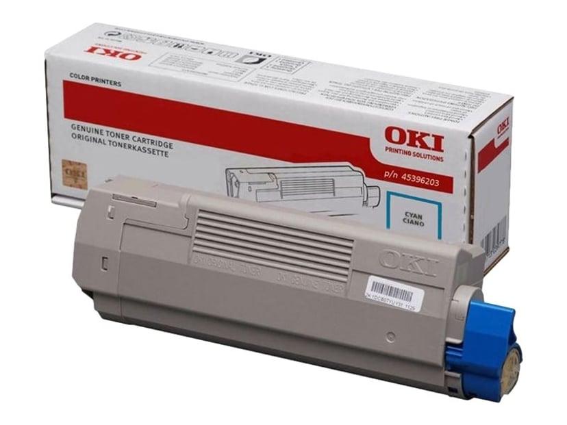 OKI Toner Cyan 11,5k - MC770/80 SERIE