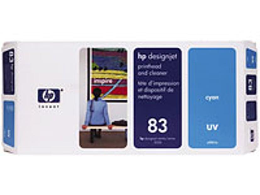 HP Printhead/Cleaner No.83 Syaani - DJ5000