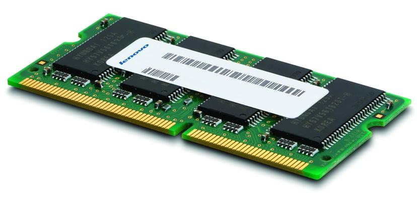 Lenovo RAM 8GB 1,600MHz DDR3L SDRAM SO DIMM 204-pin