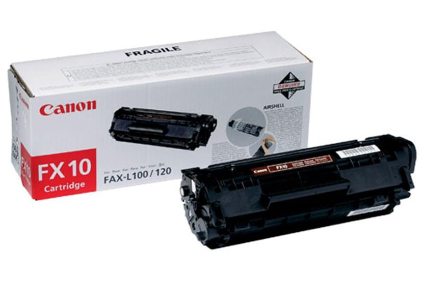 Canon Värikasetti Musta FX-10 - FAX L-100/120