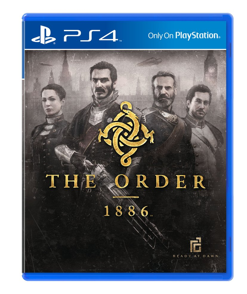 Sony The Order 1886 PS4 Sony PlayStation 4