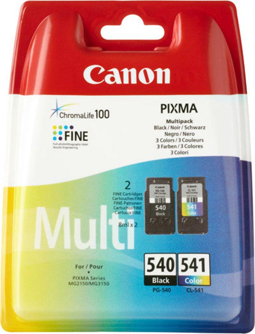 Canon Blekk Multipack PG-540/CL-541 - MG2150/3150/3650