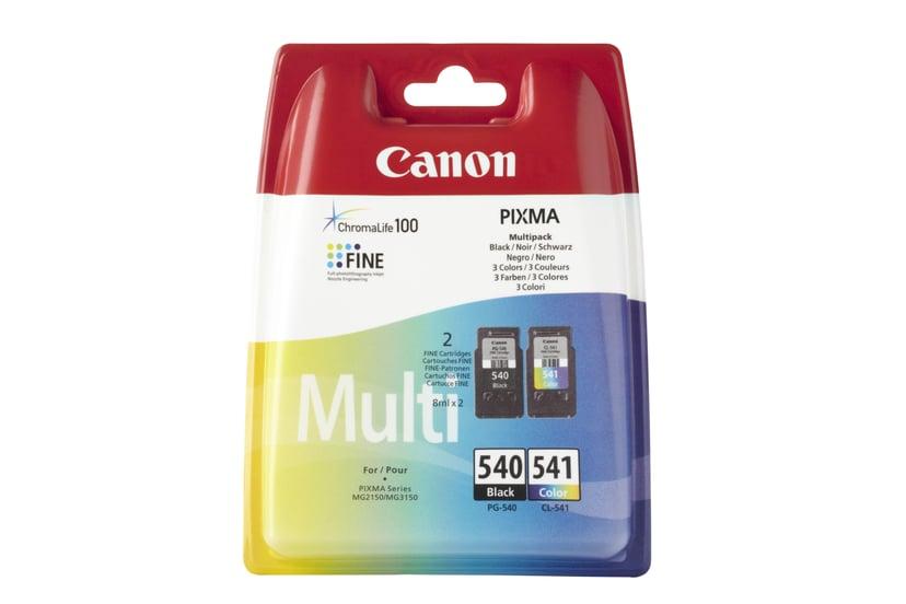 Canon Blæk Multipak PG-540/CL-541 - MG2150/3150/3650
