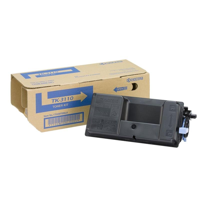 Kyocera Toner Zwart 15.5k TK-3110 - FS-4100DN
