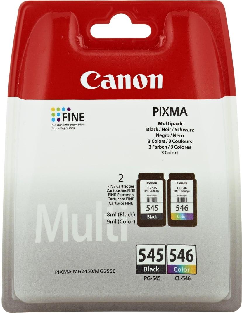 Canon Blekk Multipack PG-545/CL-546 - MG2550