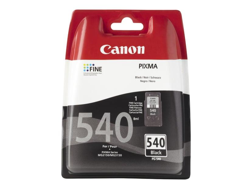Canon Bläck Svart PG-540 - MG3550