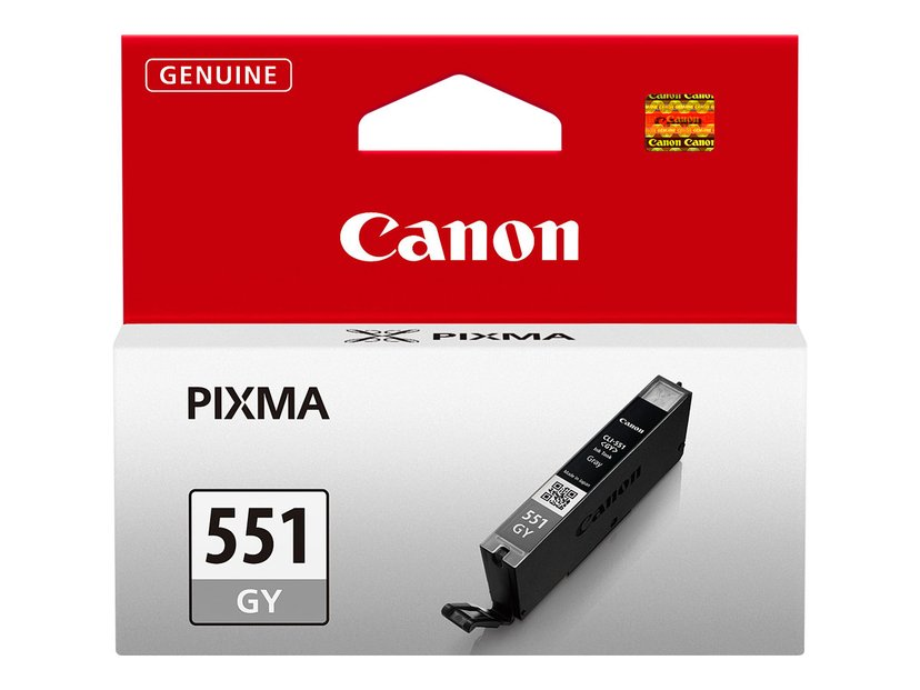 Canon Blekk Grå CLI-551GY - MG7150