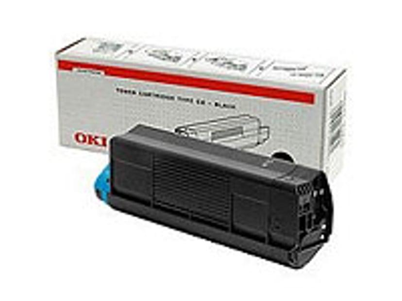 OKI Toner Cyan - C5600/5700