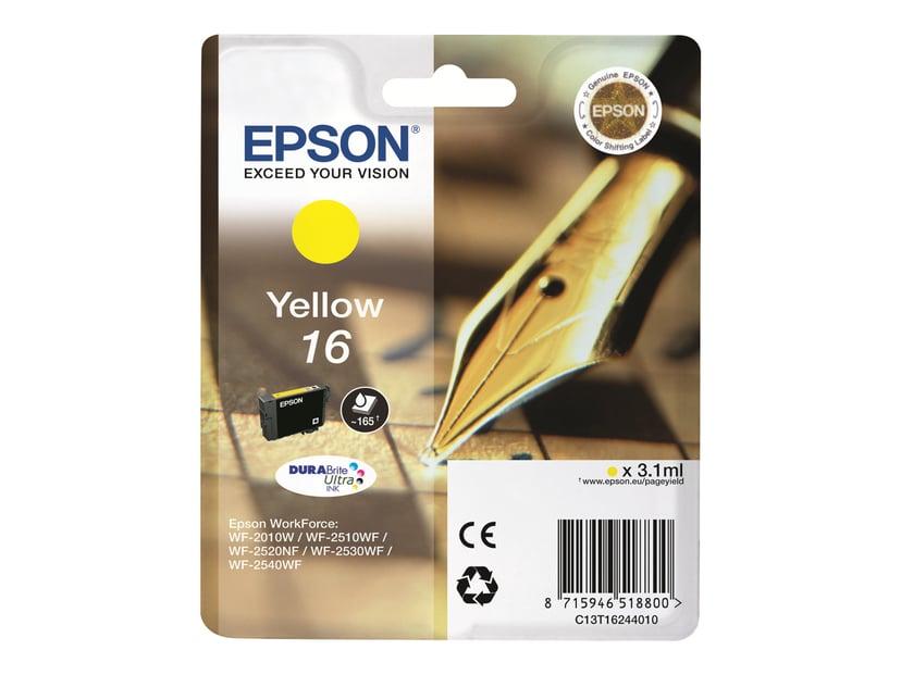 Epson Bläck Gul T1624 - WF-2530WF