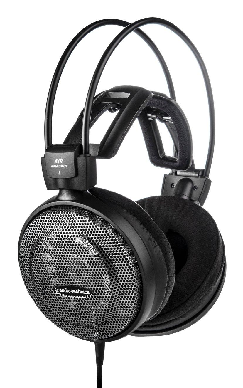 Audio-Technica Ath-Ad700x Sort